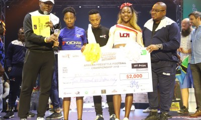 Freestyle Unlocked Africa
