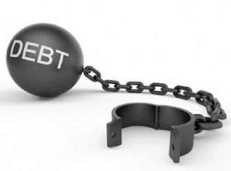 debt to revenue ratio