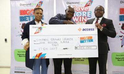Access Bank Diamondxtra customers