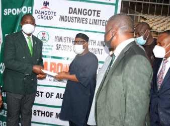 MKO Abiola Stadium Dangote