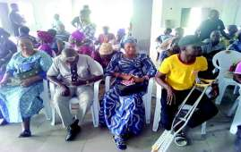 Physically-Challenged in Ekiti