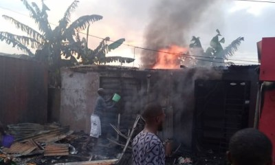 Baruwa Gas Station explosion