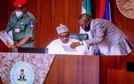 Buhari security council meeting