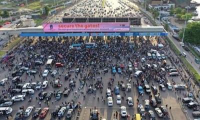 Lekki toll gate shooting