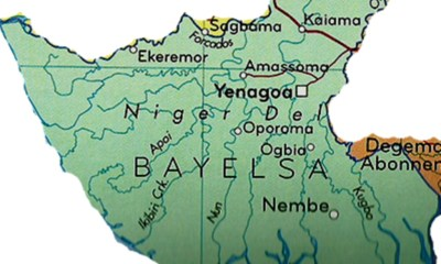 Bayelsa drop in federal allocation