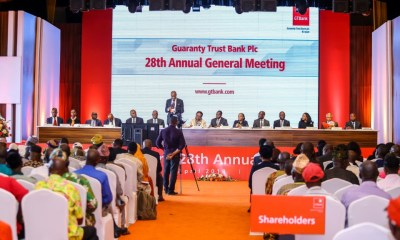 GTBank Shareholders