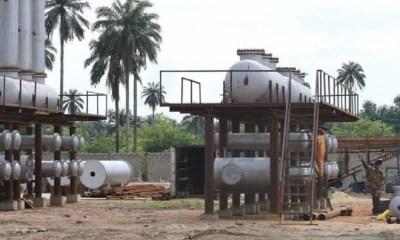 Modular Refineries Licensing