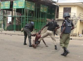 police brutality in nigeria