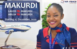 Air Peace Makurdi
