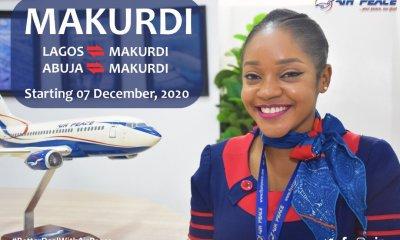 Air Peace Makurdi