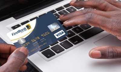 First Bank Virtual Payment Card