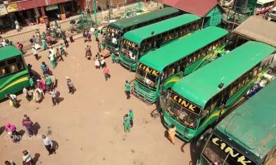 Africa's Transport Infrastructure