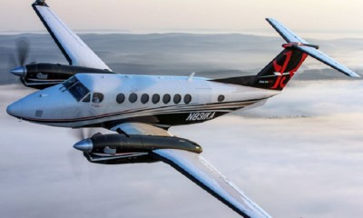Beechcraft KingAir B350i aircraft