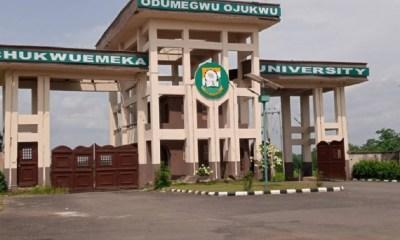 Chukwuemeka Odumegwu Ojukwu University