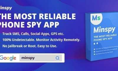 minspy Phone spy app