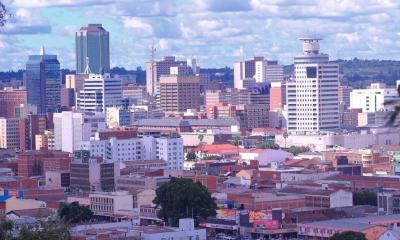 Harare Zimbabwe Economy