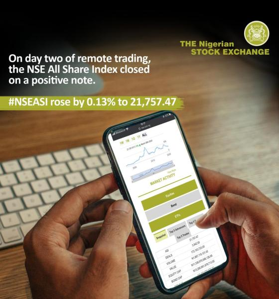 NSE Remote Trading