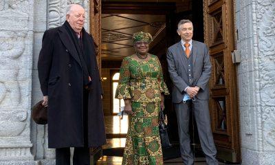 Okonjo-Iweala Resumes