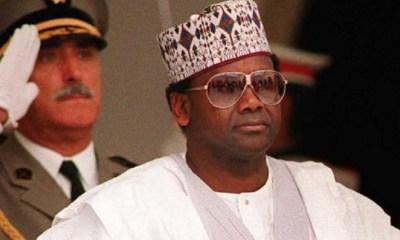 Sani Abacha Power