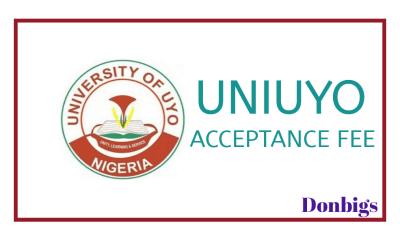UNIUYO Acceptance Fee