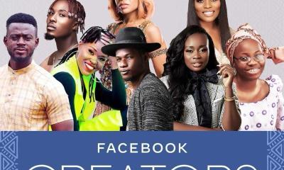 Facebook Creators campaign