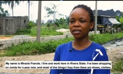 Miracle Francis Jumia online shopping