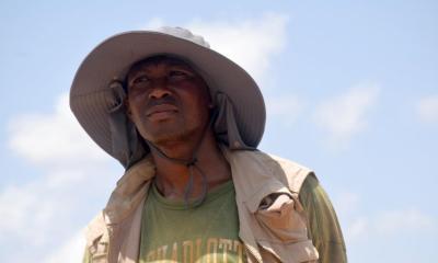 Prof Ogundiran Archaeologist Bara Town