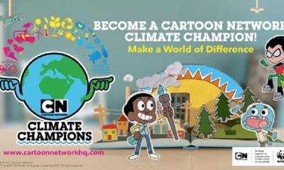 Cartoon Network Climate Champions