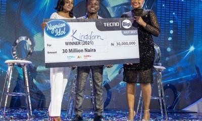 Kingdom Kroseide Nigerian Idol season 6