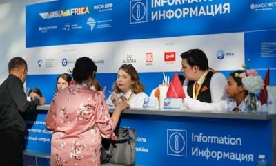 Russia-Africa Reception Promising Africa