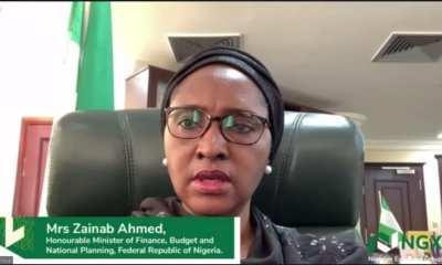 Zainab Ahmed Nigerian Economy