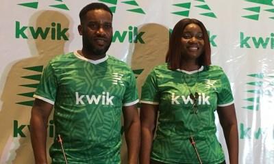 kwik delivery Okocha