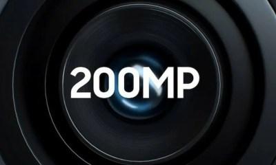 200MP Smartphone Camera