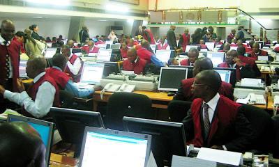 Nigeria's stock exchange