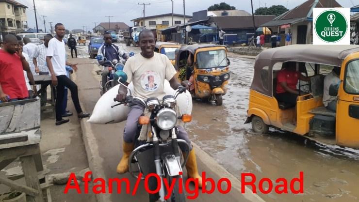 Oyigbo-Afam Road2