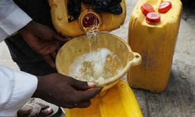 Price of Kerosene