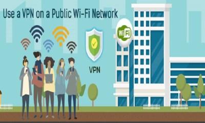 Public Wi-Fi Networks VPN