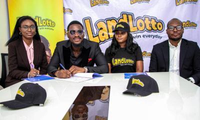 Tobi Bakre Joins LandLotto