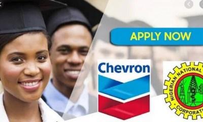 Chevron Scholarship