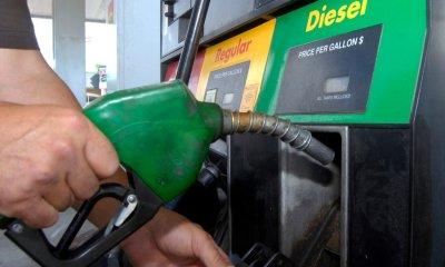 Price of Diesel