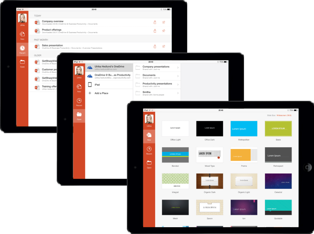 How To Present Using Powerpoint For Ipad?