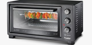 Turn baker extraordinaire and grill master with TTK Prestige's new and versatile 3-in-1 Oven Toaster and Grill