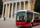 Το πρώτο 100% ηλεκτρικό λεωφορείο της Αθήνας