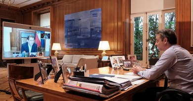 Κ. Μητσοτάκης στο Smart Covid-19 Management Group: Θετικά τα πρώτα αποτελέσματα της επανεκκίνησης