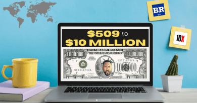 Jeff Rose συμβουλές site για χρήματα 10X