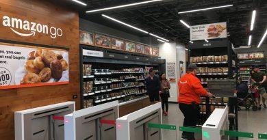Η Amazon ανοίγει σούπερ μάρκετ χωρίς ταμεία στο Λονδίνο!
