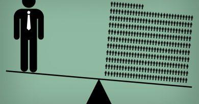 Πόσες φορές μεγαλύτερος είναι ο μισθός του CEO από του υπαλλήλου;