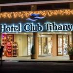 A Club Tihany egyben konferenciaközpont is