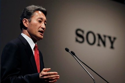 Image result for sony ceo