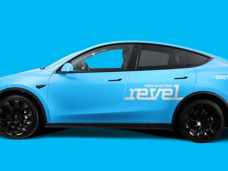 Moped-sharing startup Revel plans to launch a Tesla-only ride-hailing service in NYC – The Verge